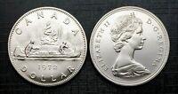 Canada 1972 Voyageur Specimen Nickel Dollar!!