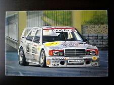 Steal ! Fujimi 1/24 Mercedes BENZ 190E 2.5-16 Evolution-Ⅱ Berlin 2000 Vintage !