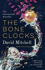 The Bone Clocks,David Mitchell- 9780340921623