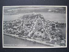 AK Ratzeburg/Lbg Fliegeraufnahme gelaufen 1932 (P 130)