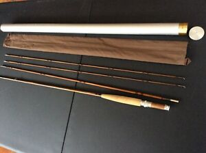 ORVIS IMPREGNATED BATTENKILL FLY ROD VINTAGE PRISTINE