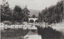 Pitlochry.Clunie Bridge-Orig.U/U RPPC-(Pub.L.Mackay,Pitlochry)- Mint