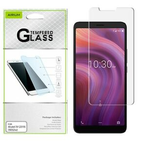 For Alcatel 3V 2019 5032 - Tempered Glass Screen Protector