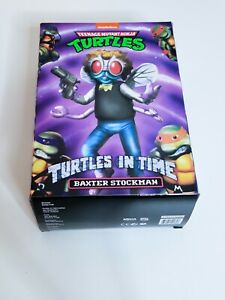 NECA Turtles In Time Baxter Stockman Action Figure