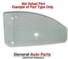 95 96 97 98 99 00 01 02 03 04 05 Cavalier: Right Front Door Window Glass Sedan