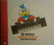 Aufkleber/Sticker: Yamaha Keyboards Porta Sound Portatone (220916140)