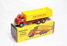 Budgie Toys No 276 Bedford LWB Tipper In Its Original Box - Near Mint Vintage