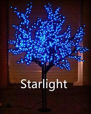 6ft LED Cherry Blossom Tree Outdoor Garden Pathway Holiday Light Wedding Decor