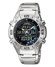Casio multi-function watch Outgear Thermometer Moon Phase AMW703D UK Seller