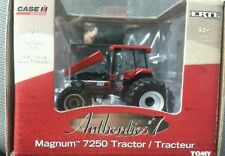 NEW! 1/64 Case IH 7250 Magnum tractor, Authentics #7, Mark 50 chase chaser unit