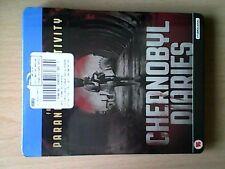 Chernobyl Diaries Steelbook (Blu-ray)