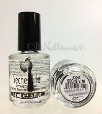 Seche Vite Dry Fast Nail Top Coat 0.5oz x 1
