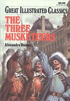 Great Illustrated Classics The Three Musketeers by Alexandre Dumas