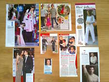 TOM CRUISE / KATIE HOLMES  - large collection - articles - clippings
