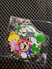 Nintendo Super Mario Challenge Coin Navy CPO , RARE Metal Collectible Medal MP10