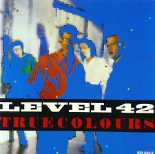 CD - Level 42 - True Colours - #A1045