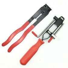 2pcs CV Joint Boot Clamp Pliers Set Car Banding Tools Set Kit Professional Tool