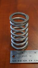 """.170"""" Stainless Wire Compression Spring 2.7"""" Long - 1.35"""" OD - Lot of 4"""