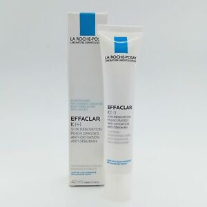 LA ROCHE-POSAY EFFACLAR K + oily skin 40ml NEW Box damaged