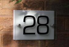 Placas y señales decorativas sin marca color principal blanco para el hogar