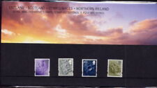2004 Machin Definitive Regionals All 4 Nations 40p Presentation Pack no 68 U/M