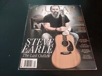 Guitar Aficionado - Vol. 9 No. 5 - Steve Earle - Greg Iles - Echopark Guitars