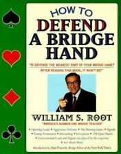 How To Defend A Bridge Hand, William S. Root, Good Book