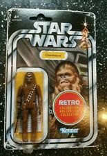Chewbacca Retro Collection Figure Brand New  Kenner Hasbro Star Wars 2018