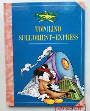 LE GRANDI PARODIE 61 Topolino sull'Orient-Express (Prosperi - Gatto)