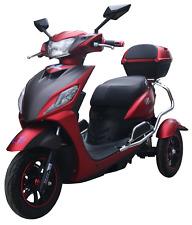 ElektroMobil ElektroScooter Seniorenmobil ElektroRoller DreiRad bis 10-15-25km/h