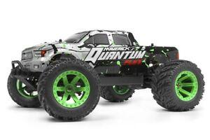 Maverick Quantum MT FLUX 80A Upgrade 1/10 4WD Truck 150203 SILVER NEU