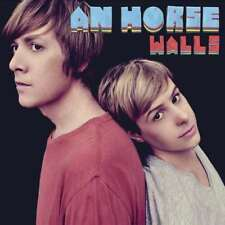An Horse: Walls  Audio CD