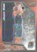 2009-10 Upper Deck 3D NBA Stars #3D-NK Jason Kidd/Steve Nash Phoenix Suns