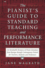Pianists Guide to Standard Teaching; Magrath, Jane, ALFRED - 4168
