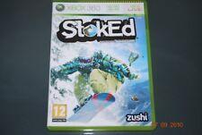 Stoked Xbox 360 UK PAL