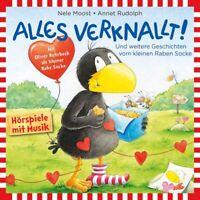 DER KLEINE RABE SOCKE - ALLES VERKNALLT!...UND WEITERE GESCHICHTEN   CD NEW
