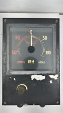 Eltroma technik noa-170 rudder rpm