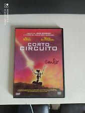 DVD- CORTO CIRCUITO -EDIZIONE ITALIANA
