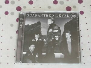 """Level 42 - Guaranteed - 2CD deluxe edition (singles, b-sides, 12"""" mixes + live)"""