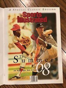 Sports Illustrated Magazine July 19, 1993 - Bob Gibson/Denny McLain - HOF