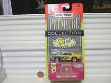 Matchbox 1997 Premiere World Class #11 Pontiac Gto New Mint in Mint BubblePack