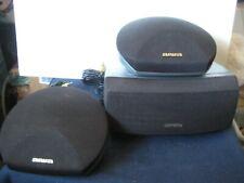 VINTAGE 3 Aiwa Speakers ( 1- SX-C605 + 2- SX-R275 )