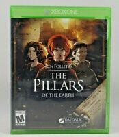 Ken Follett's The Pillars of the Earth (Microsoft Xbox One, 2017) New no Plastic