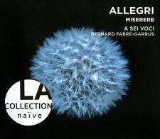 Allegri: Miserere, New Music
