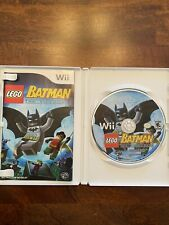Lego Batman the Game Wii - Tested Works