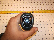 Mercedes Med R129 SL,W140,W202 Automatic Dark GRAY shifter Genuine MBZ OE 1 knob