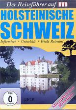 Reiseführer auf DVD + Holsteinische Schweiz + Naturpark + Schleswig-Holstein