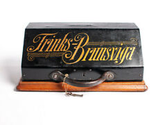 Trinks Brunsviga Grimme Natalis & Co Braunschweig Antique Mechanical Calculator