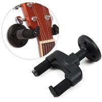 Gitarren Wandhalterung Aufhänger Ständer Rack Haken Halter Banjo Unterstütz M6Y1