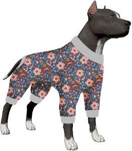 LovinPet doggie jammies large dogs/Lightweight Big Dogs Pullover/Large Dog Shirt